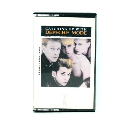 Depeche Mode - Catching Up With - Cassette