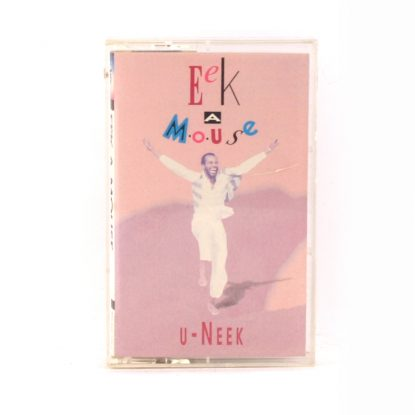 Eek a Mouse - U-Neek - Cassette