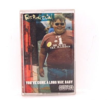 Fatboy Slim - Youve Come a Long Way Baby - Cassette