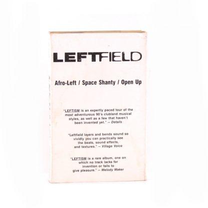 Leftfield - Afro Left - Single - Cassette