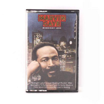 Marvin Gaye - Midnight Love - Cassette