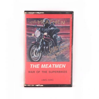 Meatmen - War of the Superbikes - Cassette