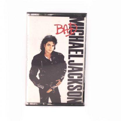 Michael Jackson - Bad - Cassette