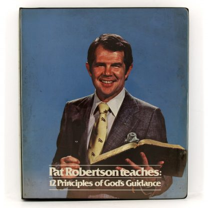 Pat Robertson - 12 Principles of Gods Guidance - Cassette