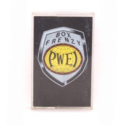 Pop Will Eat Itself - PWEI - Box Frenzy - Cassette