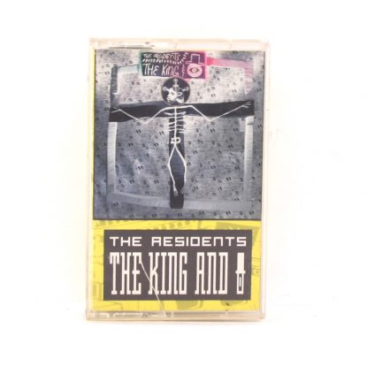 Residents - The King and I - Cassette