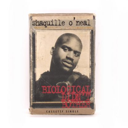 Shaquille O' Neal - Biological Didnt Bother - Cassette