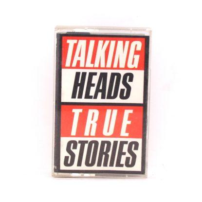 Talking Heads - True Stories - Cassette