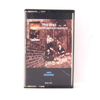 Who - Meaty Beaty Big and Bouncy - Cassette