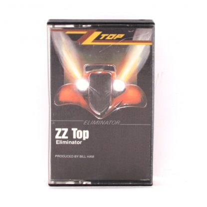ZZ Top - Eliminator - Cassette