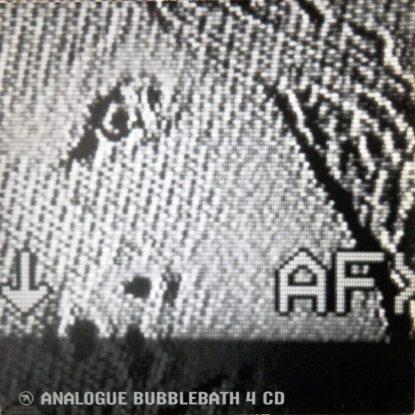 Afx - Analogue Bubblebath 4 - CD