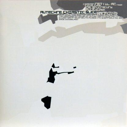 Autechre - Chiastic Slide - CD