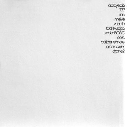 Autechre - AE - CD