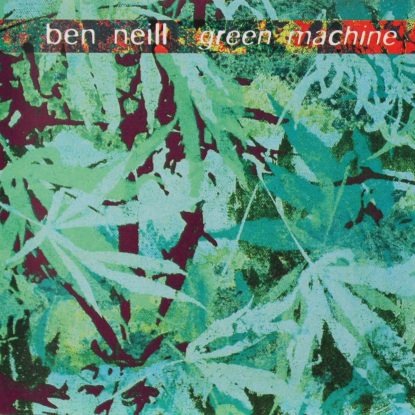 Ben Neill - Green Machine - CD