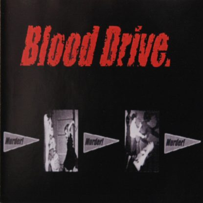 Bio-Bitch! - Blood Drive - CD
