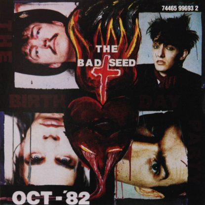 Birthday Party - Mutiny / The Bad Seed Ep - CD