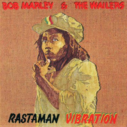 Bob Marley - Rastaman Vibrations - CD