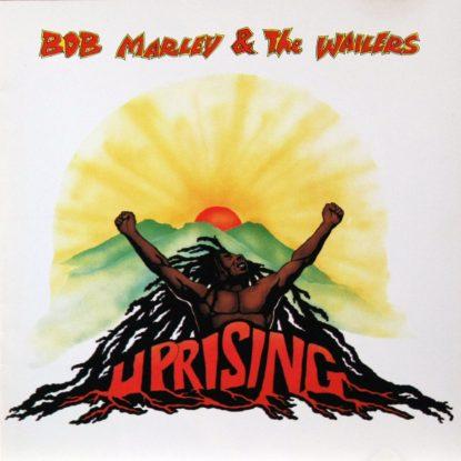 Bob Marley - Uprising - CD