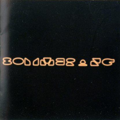 Boymerang - Balance of the Force - CD