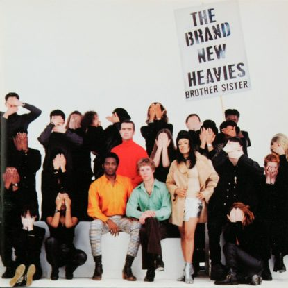 Brand New Heavies - Brother Sister - CD