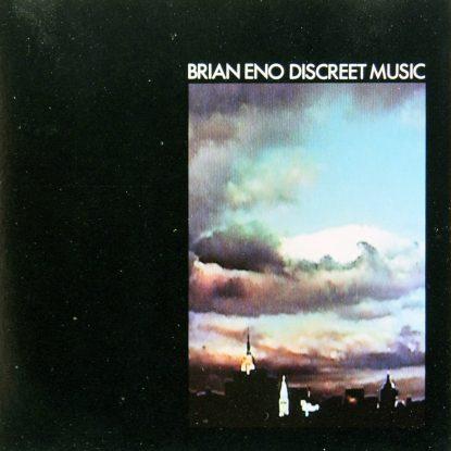Brian Eno - Discreet Music - CD