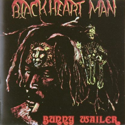 Bunny Wailer - Black Heart Man - CD