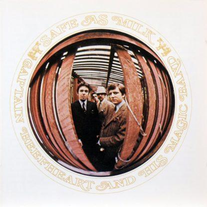 Captain Beefheart & His Magic Band - Safe As Milk - CD
