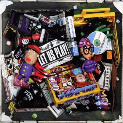 Coldcut - Let Us Play - CD