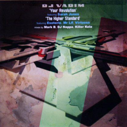 DJ Vadim - Your Revolution - CD