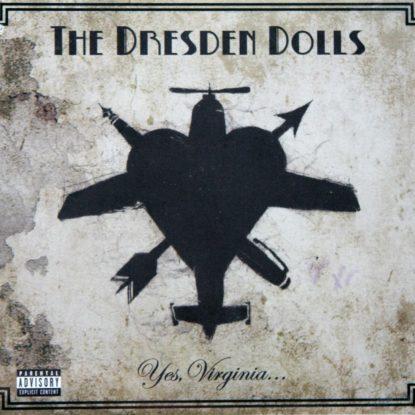 Dresden Dolls - Yes, Virginia - CD