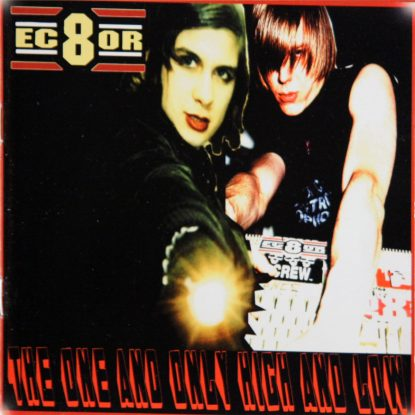 EC8OR - The One Only High and Low - CD