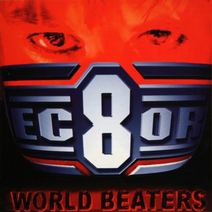EC8OR - World Beaters - CD