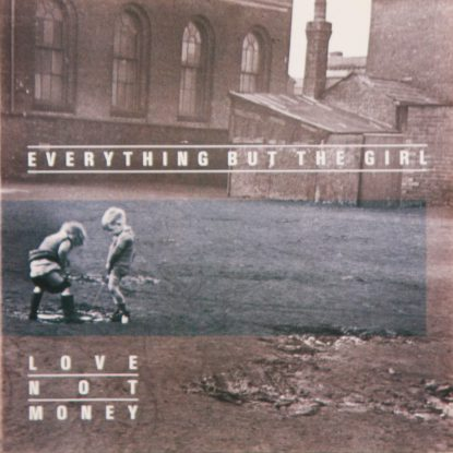 Everything But The Girl - Love Not Money - CD