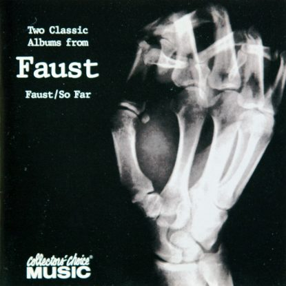 Faust - 2 Classic Albums Faust / So Far - CD