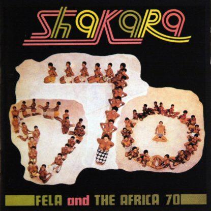 Fela Kuti - Shakara / London Scene - CD