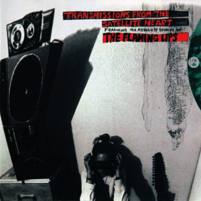 Flaming Lips - Transmissions From The Satellite Heart - CD