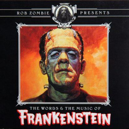 Frankenstein - The Words & Music of Frankenstein - CD