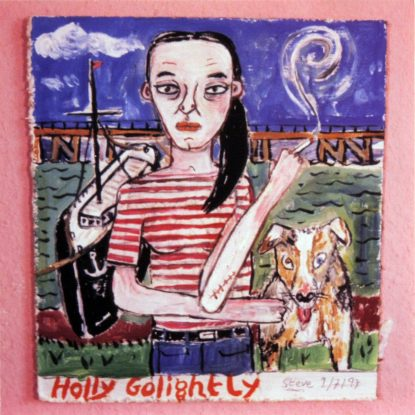 Holly Golightly - Painted On - CD