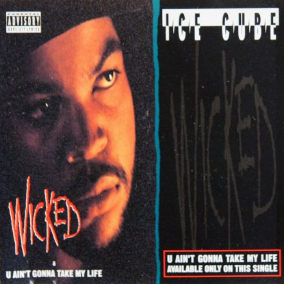 Ice Cube - U Ain't Gonna Take My Life - CD