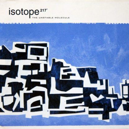 Isotope 217 - Unstable Molecule - CD