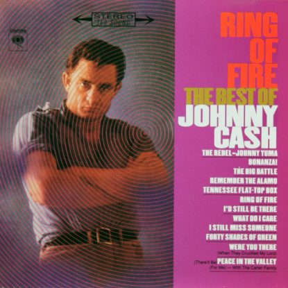 Johnny Cash - Ring Of Fire - CD