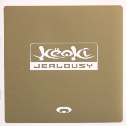 Keoki - Jealousy - CD