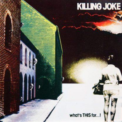 Killing Joke - What's This For - CD