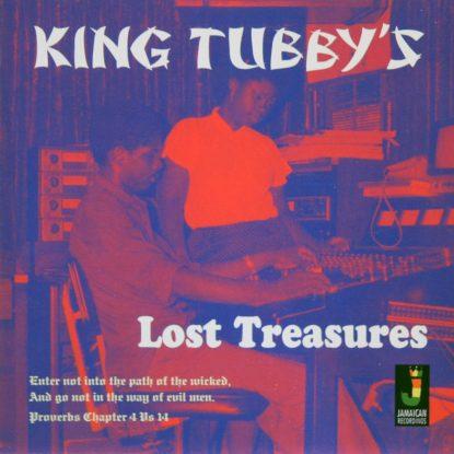 King Tubby - Lost Treasures - CD