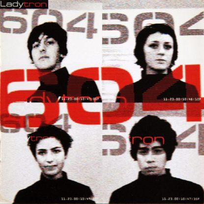 Ladytron - 604 - CD