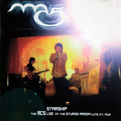MC5 - Starship - CD