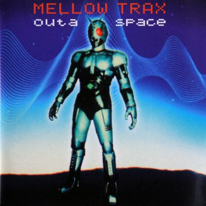 Mellow Trax - Outer Space - CD