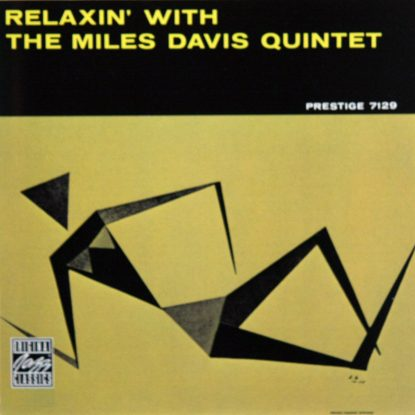 Miles Davis Quintet - Relaxin With Miles - CD