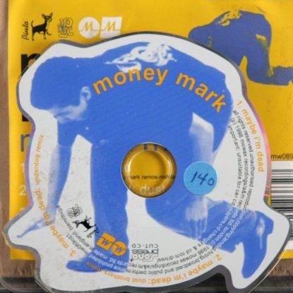 Money Mark - Maybe I'm Dead (Die-cut Blue) - CD