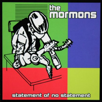 Mormons - Statement of No Statement - CD